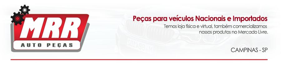MRR Auto Peças - Campinas - SP